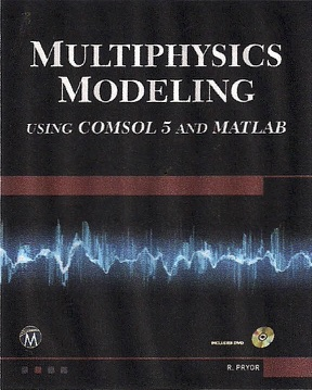 Multiphysics Modeling Book Cover